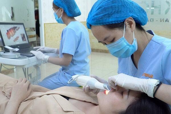 Trải Nghiệm Dịch Vụ Siêu Hot Của Việt Tiên Lab Group - Dịch Vụ Scan Lấy Dấu Kỹ Thuật Số Oral Scan